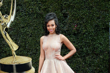 Mishael Morgan 45th Annual Daytime Emmy Awards - Arrivals