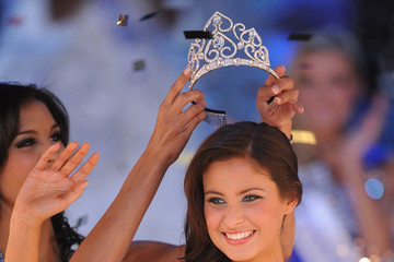Chloe Mortaud Miss France Beauty Pageant 2010