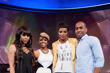 Miss Mykie '106 and Park' Films in NYC