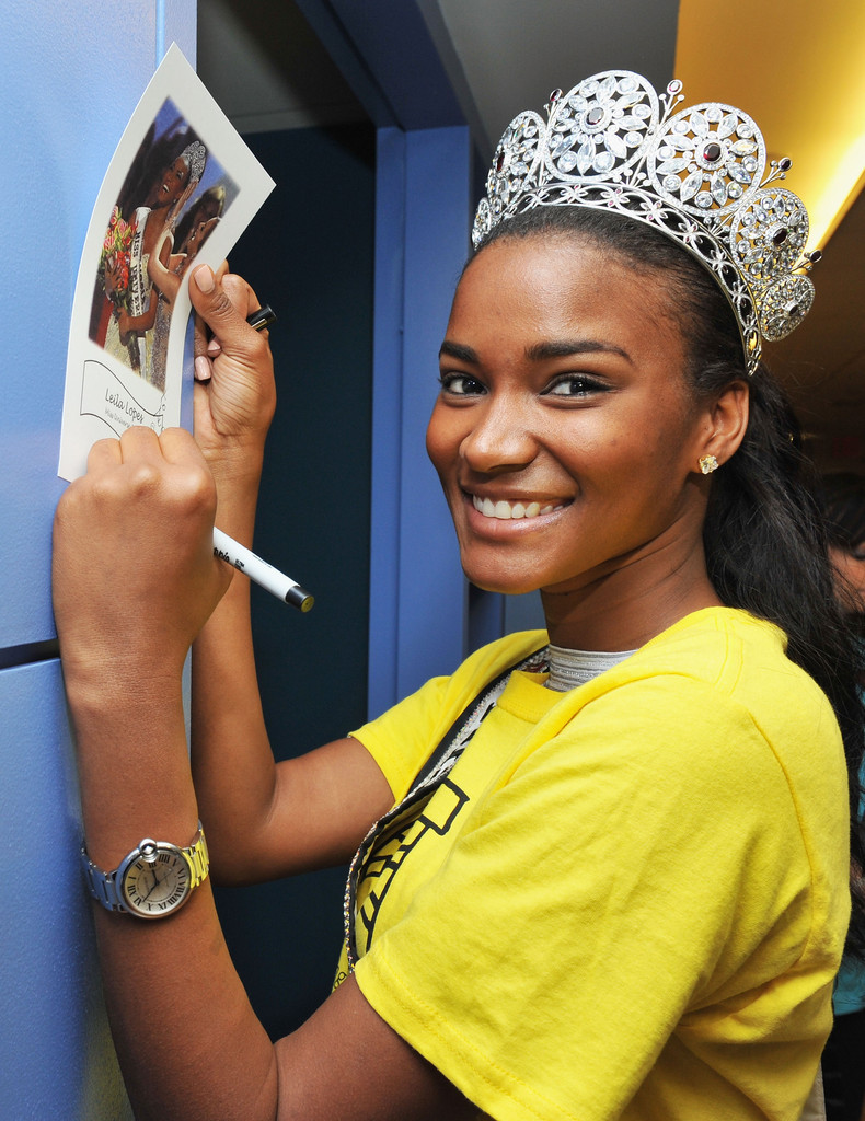 Leila Lopes Photos Photos Miss Universe Leila Lopes