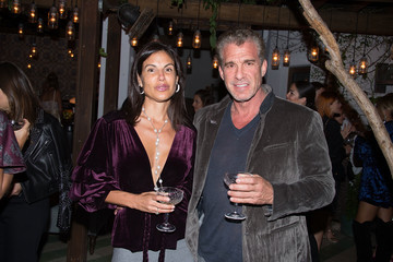 Missy Brody Sir Philip Green Hosts Dinner In Celebration Of Topshop Topman Miami Store Opening