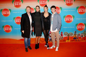 """Missy Keating Cirque Du Soleil's """"LUZIA"""" At The Royal Albert Hall - Red Carpet Arrivals"""