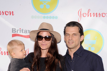 Missy Rayder The Seinfelds Host the Baby Buggy Bedtime Bash