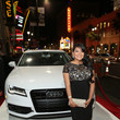 "Misty Upham Audi Arrivals At AFI FEST 2013 Presented By Audi - ""August:Osage County"" Gala Screening"