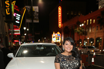 """Misty Upham Audi Arrivals At AFI FEST 2013 Presented By Audi - """"August:Osage County"""" Gala Screening"""