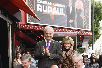 Mitch O'Farrell RuPaul Honored With Star On The Hollywood Walk Of Fame