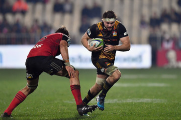 Mitchell Brown Super Rugby Semi Final - Crusaders v Chiefs