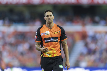 Mitchell Johnson BBL - Scorchers v Sixers