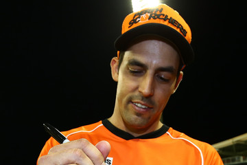 Mitchell Johnson Big Bash League - Semi Final 1: Scorchers v Stars