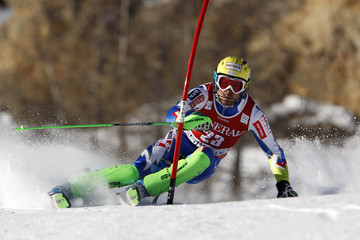 Mitja Valencic Audi FIS World Cup - Men's Slalom