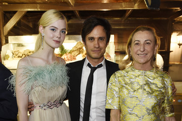 Miuccia Prada Prada Private Dinner - The 70th Annual Cannes Film Festival