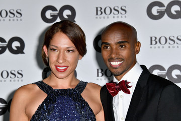 Mo Farah GQ Men of the Year Awards 2016 - Red Carpet Arrivals