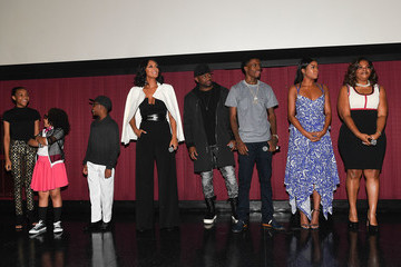 Mo'Nique 'Almost Christmas' Atlanta Red Carpet Screening With Cast and Filmmakers