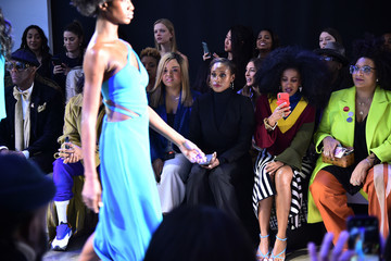 Moana Luu Aliette - Front Row - February 2020 - New York Fashion Week: The Shows