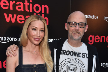 Moby Premiere Of Amazon Studios' 'Generation Wealth' - Red Carpet