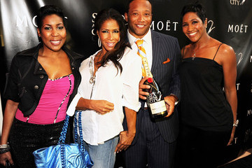 Ebony Steele Moet & Chandon's Sex and the City 2 Private Screening
