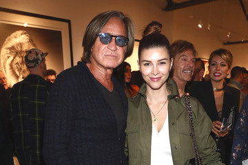 Mohamed Hadid Grand Opening Maddox Gallery Los Angeles