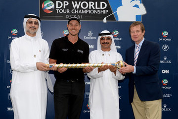 Mohammed Sharaf DP World Tour Championship - Day Four
