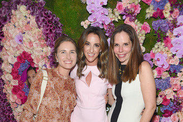 Moira Forbes Arianna Huffington And Chelsea Hirschhorn Host Frida Mom Launch Dinner With Amy Schumer