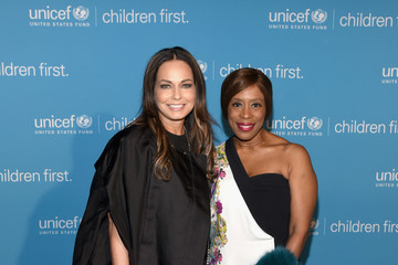 Moll Anderson Children First. An Evening With Unicef Honor Alyssa Milano, Pier 1 Imports' And Sterling McDavid