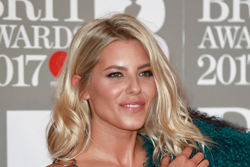 Mollie King The BRIT Awards 2017 - Red Carpet Arrivals
