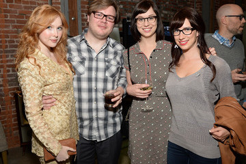 Molly C. Quinn Nerdist + Xbox Live App Launch Party