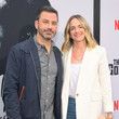 Molly McNearney Netflix World Premiere Of 'The Black Godfather'