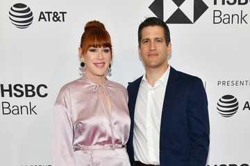 Molly Ringwald Panio Gianopoulos 'All These Small Moments' - 2018 Tribeca Film Festival