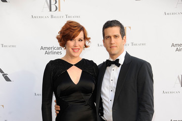 Molly Ringwald Panio Gianopoulos 2016 American Ballet Theatre Spring Gala