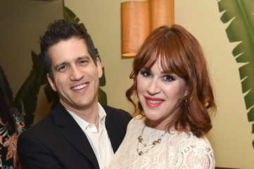 Molly Ringwald Panio Gianopoulos Chico's #HowBoldAreYou NYC Event