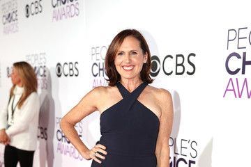 Molly Shannon People's Choice Awards 2017 - Red Carpet