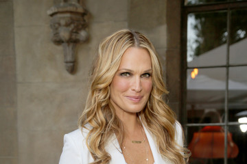 Molly Sims Jennifer Meyer for the Zoe Report Dinner