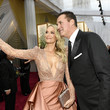 Molly Sims 92nd Annual Academy Awards - Red Carpet