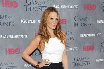 Molly Sims 'Game of Thrones' Season 4 Premiere