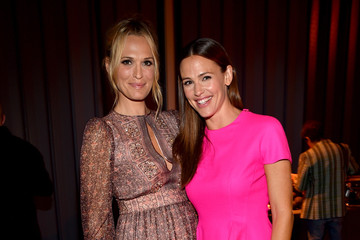 Molly Sims Elyse Walker Presents The 10th Anniversary Pink Party Hosted By Jennifer Garner And Rachel Zoe - Inside