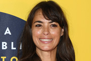 """Berenice Bejo attends """"Mon Premier Festival"""" Photocall at Forum Des Images on October 21, 2020 in Paris, France."""