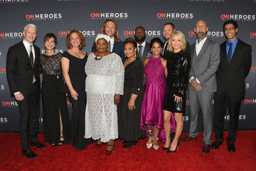 Mona Patel CNN Heroes 2017 - Red Carpet Arrivals