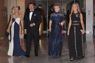 Crown Prince Charles Monaco Grand Prix Gala Dinner - Arrivals