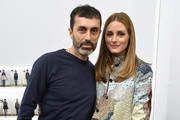 Posing With Giambattista Valli at Paris Fashion Week - All the Times We Wanted to Trade Closets With Olivia Palermo