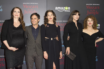 Monica Bellucci Screening Event For Amazon's 'Mozart In The Jungle' - Arrivals