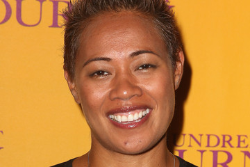 Monica Galetti 'The Hundred Foot Journey' Screening in London