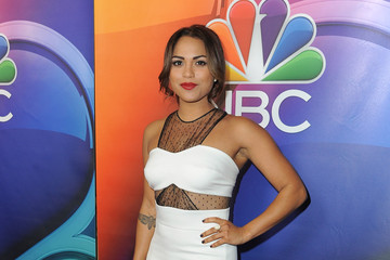 Monica Raymund 2016 Winter TCA Tour - NBCUniversal Press Tour Day 1 - Arrivals
