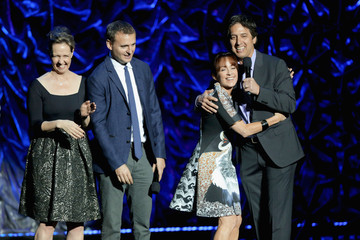 Monica Rosenthal Ray Romano Hosts International Myeloma Foundation's 7th Annual Comedy Celebration Benefiting The Peter Boyle Research Fund