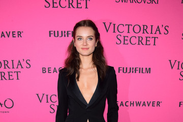 Monika Jagaciak 2015 Victoria's Secret Fashion After Party - Pink Carpet Arrivals