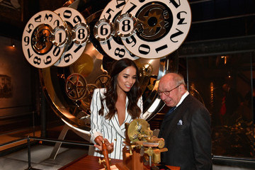 Monika Radulovic IWC Schaffhausen at SIHH 2018 - Day 2