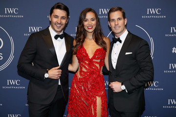 Monika Radulovic IWC Schaffhausen at SIHH 2018 - Red Carpet