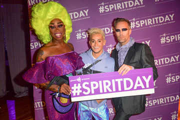 Monique Heart Justin Tranter And GLAAD Present 'BEYOND' Spirit Day Concert 2019