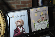 """A view of magazines at the Monkey 47 Gin Celebrates """"Shaken And Stirred"""" Podcast Launch With Nigel Barker And Tom Astor At The Wild Monkey on April 27, 2019 in New York City."""