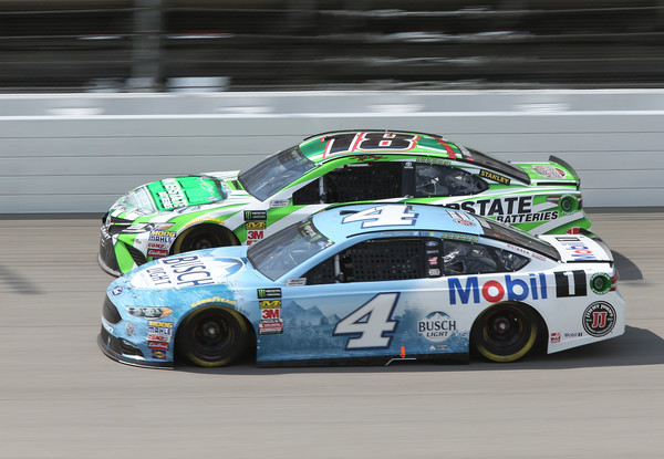 Monster Energy NASCAR Cup Series Consumers Energy 400 - 152 of 252