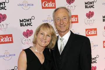 """Gaby Bethge Montblanc And GALA Invite to """"10. Couple Of The Year"""""""